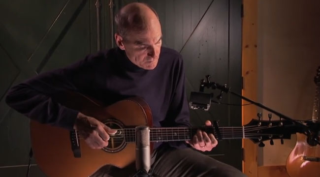 Free Guitar Lessons James Taylor