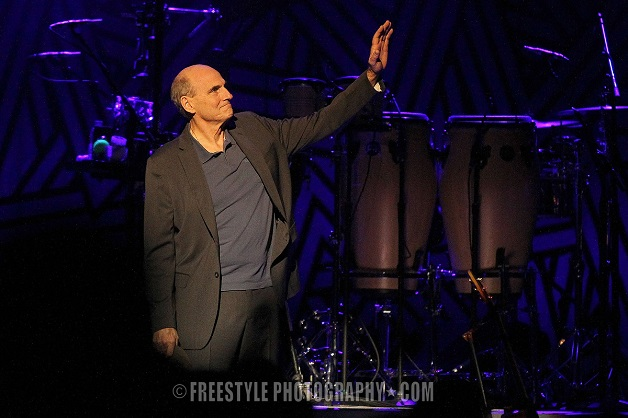 James Taylor - Canadian Tire Centre May, 6, 2016 PHOTO: Francois Laplante/Freestyle Photography